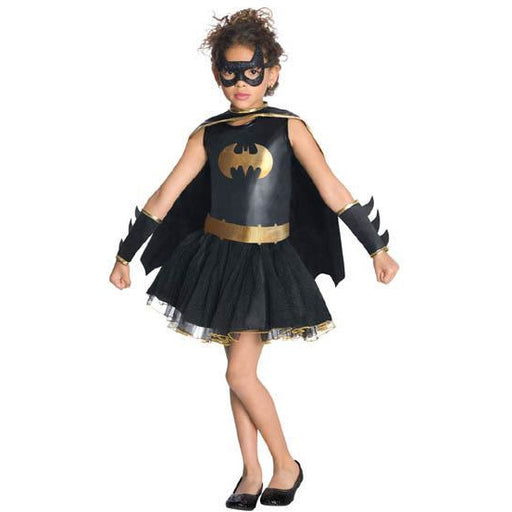 Batgirl Tutu Costume for Kids - Make It Up Costumes
