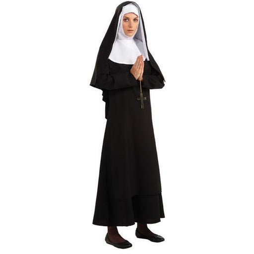 Better Nun Costume - Make It Up Costumes