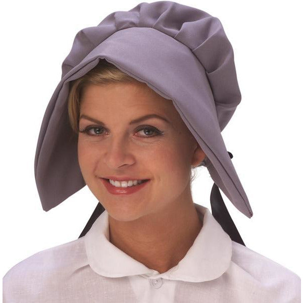 Black Puritan or Wagon Train Bonnet - Make It Up Costumes