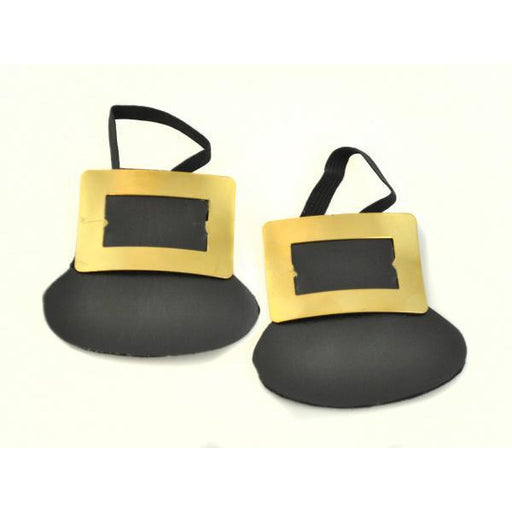 Colonial Shoe Buckles - Make It Up Costumes