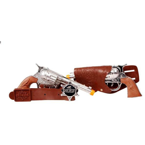 Toy Cowboy Pistol Set - Make It Up Costumes