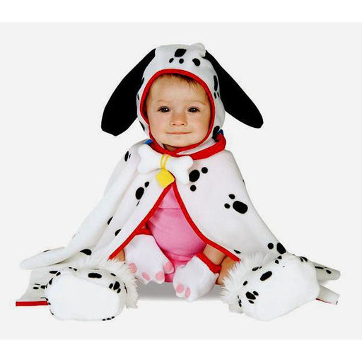 Caped Baby Dalmatian Puppy Costume - Make It Up Costumes