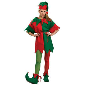 Women's Elf Tights - Make It Up Costumes