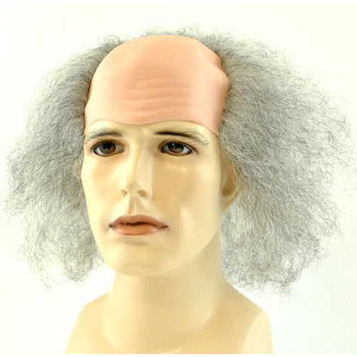 Frizzy Balding Old Man Wig - Make It Up Costumes