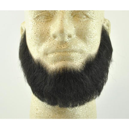 Full Fake Beard 2024 - 100% Human Hair - Make It Up Costumes
