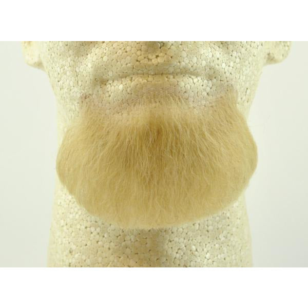 Fake Goatee Beard 2022 - 100% Human Hair - Make It Up Costumes