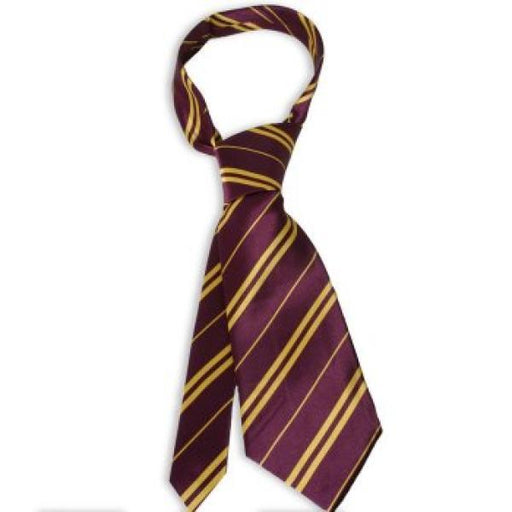 Harry Potter Gryffindor Tie - Make It Up Costumes