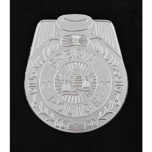 Jumbo Police Costume Badge - Make It Up Costumes