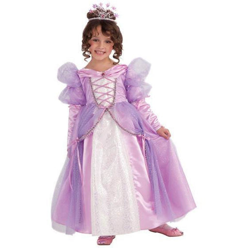 Lavender Princess Costume for Girls - Make It Up Costumes