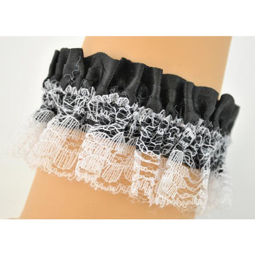Lace Leg Garter - Make It Up Costumes