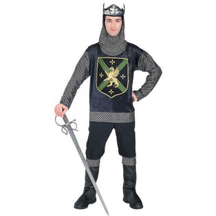 Medieval King Adult Costume - Make It Up Costumes