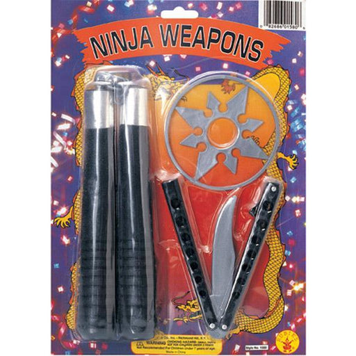 Ninja Weapons - Make It Up Costumes