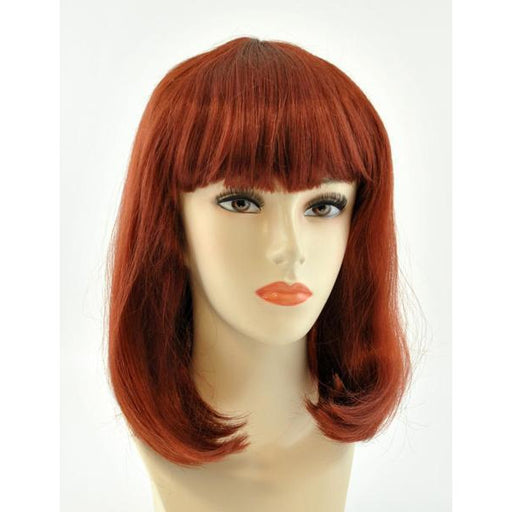 Women's Shoulder Length Costume Wigs - Make It Up Costumes