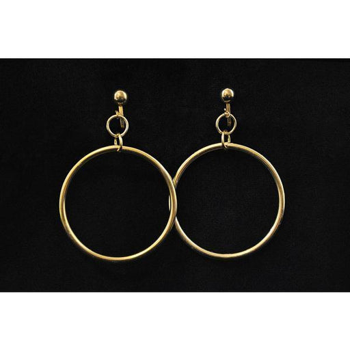 Gypsy/Pirate Hoop Earrings - Make It Up Costumes