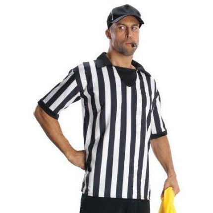 Referee Adult Costume - Make It Up Costumes