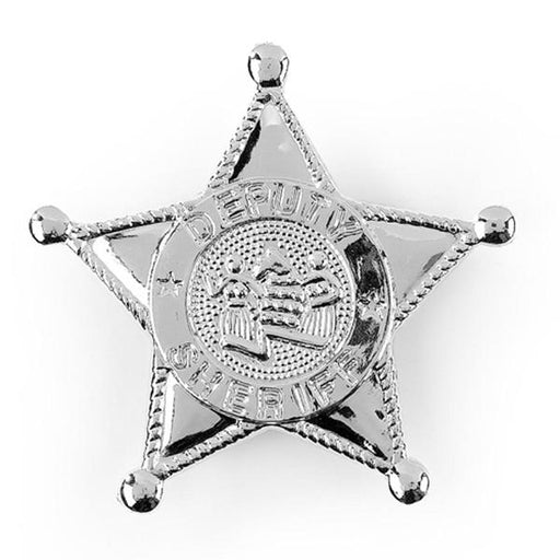 Toy Deputy Sheriff Badge - Make It Up Costumes
