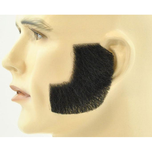 Fake Sideburns 2019 - 100% Human Hair - Make It Up Costumes
