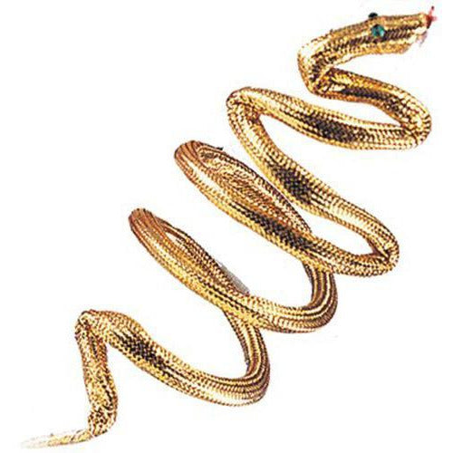 Cleopatra Snake Armband - Make It Up Costumes