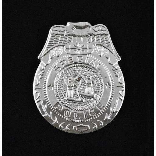 Toy Police Badge - Make It Up Costumes