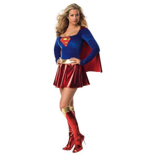 Supergirl Costume for Women - Make It Up Costumes