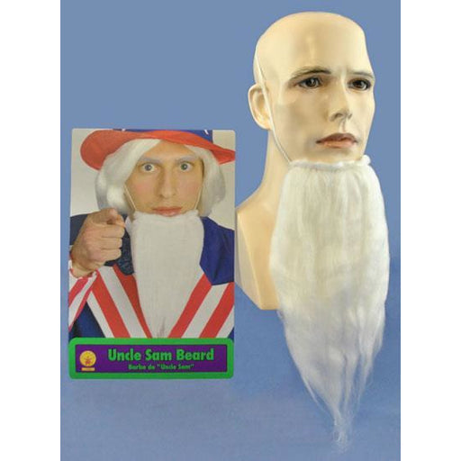 Uncle Sam Beard - Make It Up Costumes