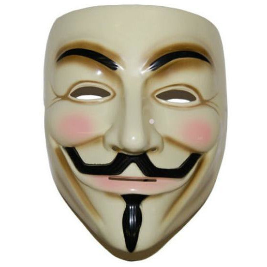 V for Vendetta Guy Fawkes Mask - Make It Up Costumes