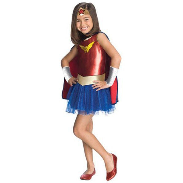 Wonder Woman Tutu Costume for Kids - Make It Up Costumes