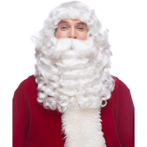 Santa JX Wig and Beard by Sepia - Make It Up Costumes