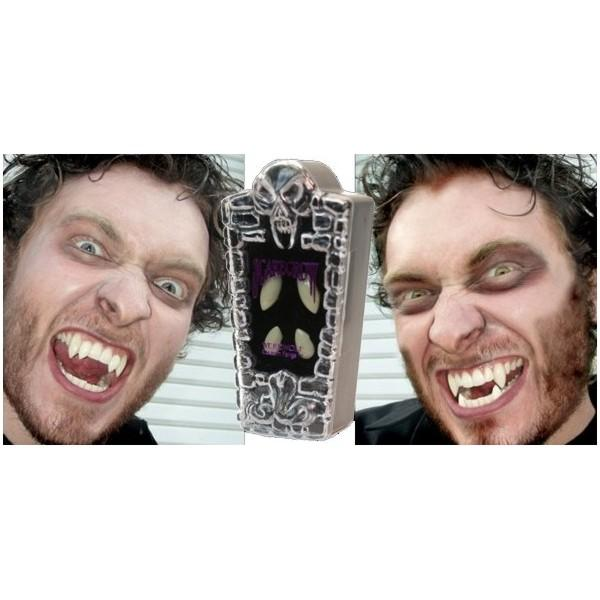Scarecrow Fake Werewolf Fangs - Make It Up Costumes