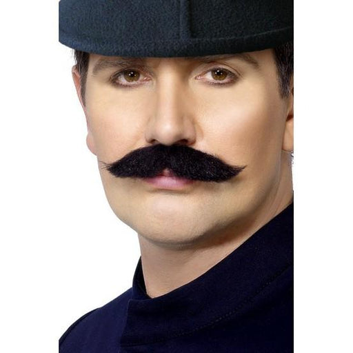Fake Bobby/Policeman Mustache - Make It Up Costumes