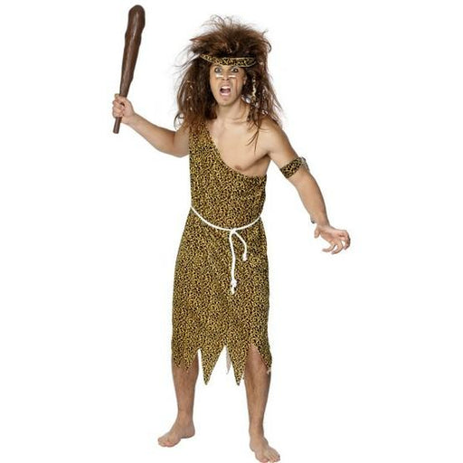 Caveman Costume - Make It Up Costumes