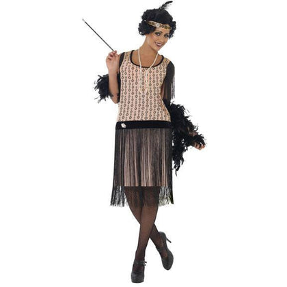 Coco Flapper Complete Costume - Make It Up Costumes