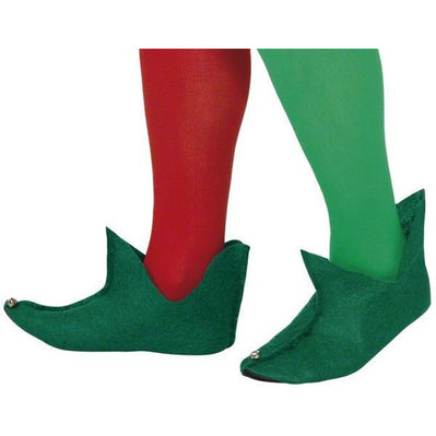 Elf Boots with Bells - Make It Up Costumes