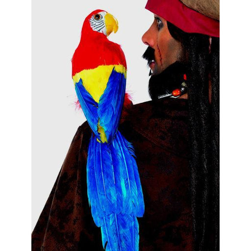 Fake Parrot with Shoulder Strap - Make It Up Costumes