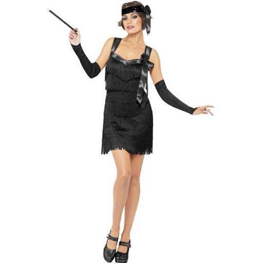 Sexy Flapper Costume - Make It Up Costumes