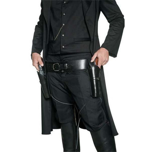 Gunslinger Holsters and Belt - Make It Up Costumes