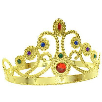 Jeweled Queen's Crown - Make It Up Costumes