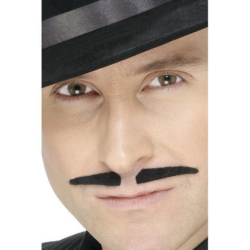 Fake 1920's Spiv Mustache - Make It Up Costumes