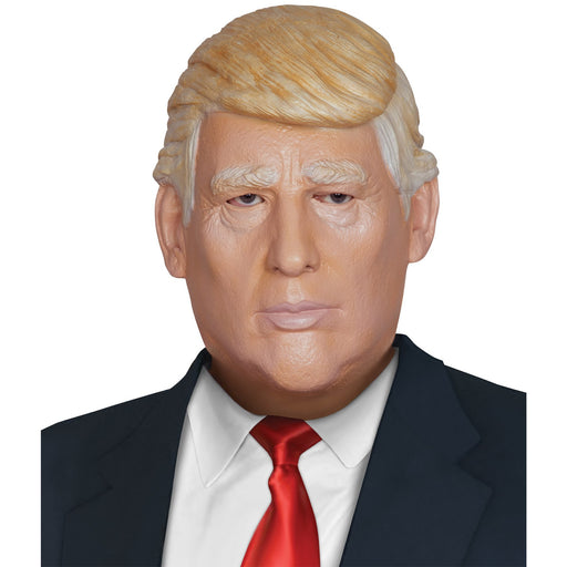 Presidential Trump Mask - Make It Up Costumes