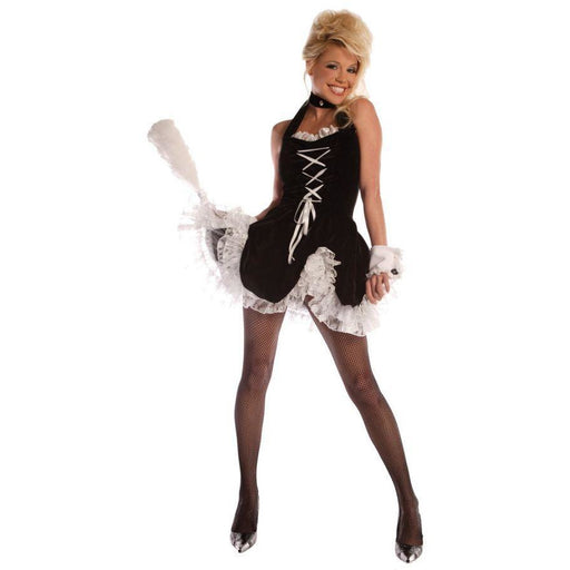 Sexy French Maid Costume - Make It Up Costumes