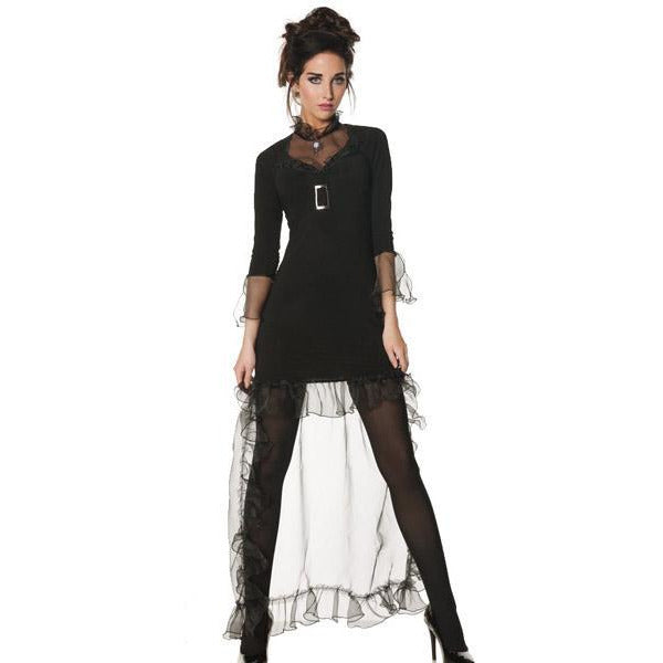 Sexy Gothic Costume Dress - Make It Up Costumes