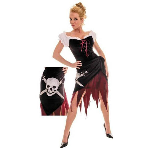 Sexy Pirate Wench Costume - Make It Up Costumes