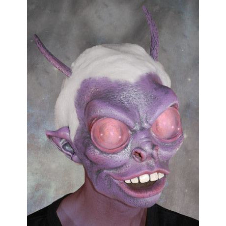 Alien Costume Mask - Gaylien - Make It Up Costumes