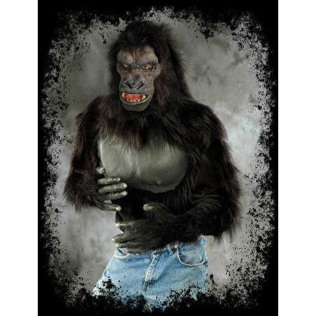 Realistic Gorilla Costume and Mask - Make It Up Costumes