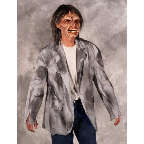 Mr. Living Dead Male Zombie Costume and Mask - Make It Up Costumes