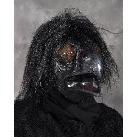 Raven Mask - Make It Up Costumes