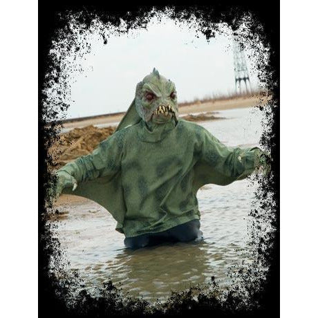 Deep Sea Creature Costume and Mask - Make It Up Costumes