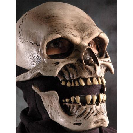 Death Skull Mask - Make It Up Costumes