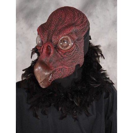 Scary Vulture Mask - Make It Up Costumes