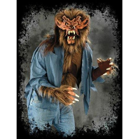 Realistic Werewolf Costume and Mask - Make It Up Costumes